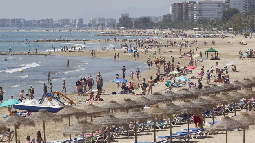 Las playas con Bandera Azul 2021 de Castelló