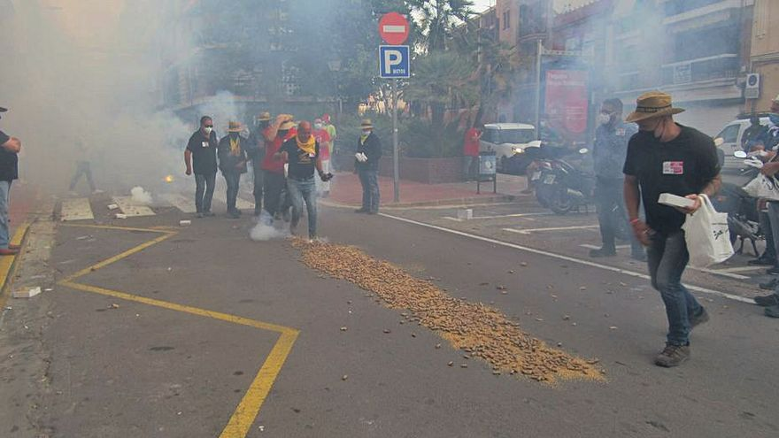 Burjassot quema 450 kilos de pólvora en una «macrodespertà»