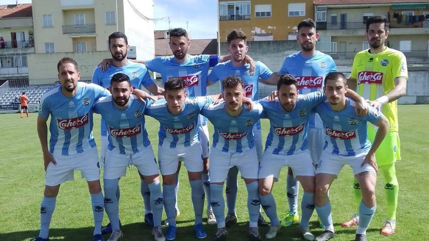 El Coria pierde en Ciudad Rodrigo y este domingo juegan Montijo y Miajadas