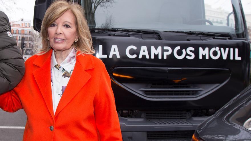 María Teresa Campos: cuando quedarse quieta no es una opción