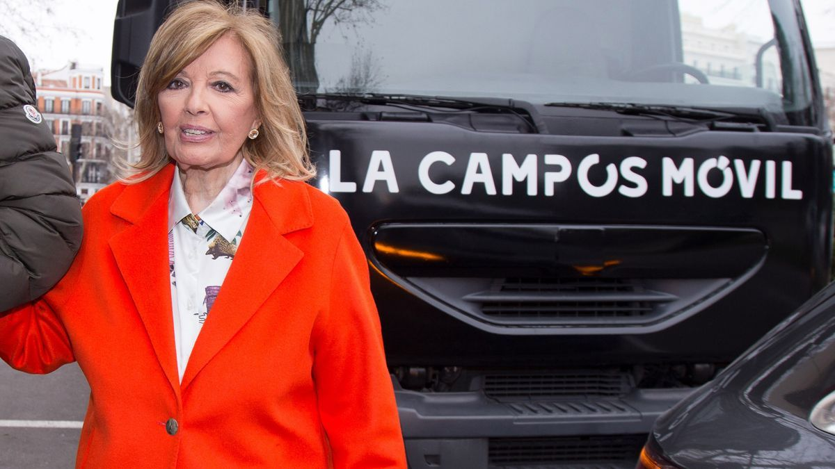 Maria Teresa Campos.
