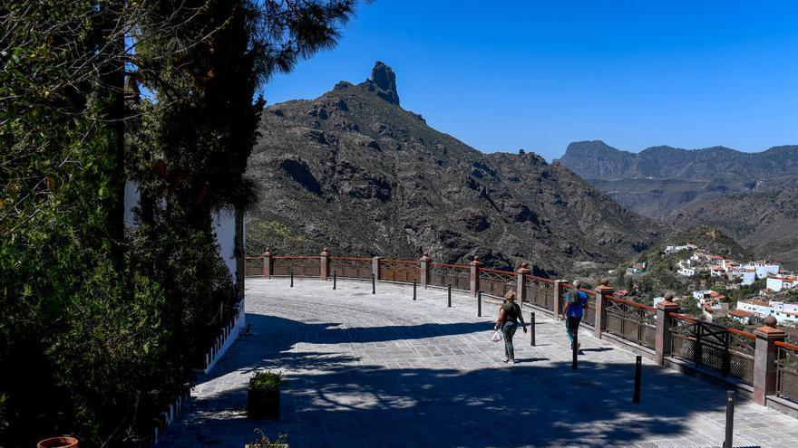 Tejeda, Artenara y La Aldea, entre los diez municipios libres de coronavirus en Canarias