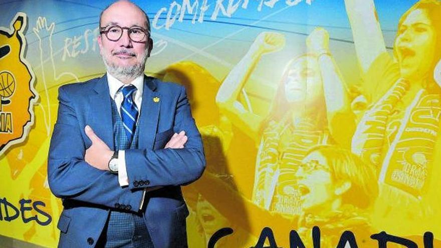 Moreno: «Poco puedo decir sobre un patrocinador principal»