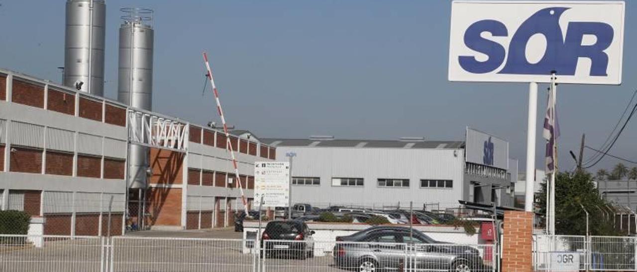 La industria alcireña SOR se ha vendido tras lograr cifras históricas de facturación