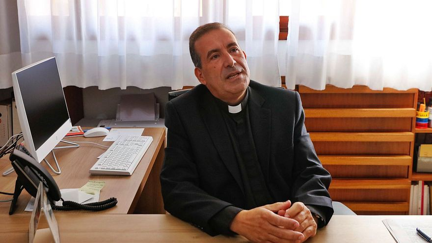 Vicent Ribas Prats, obispo electo de las Pitiusas: «Mi idea de ser obispo es seguir siendo como un párroco»