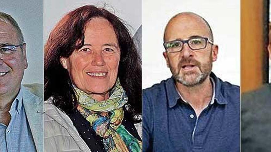 Los altos cargos de Podemos fichados de la península cobran un plus de 22.000€