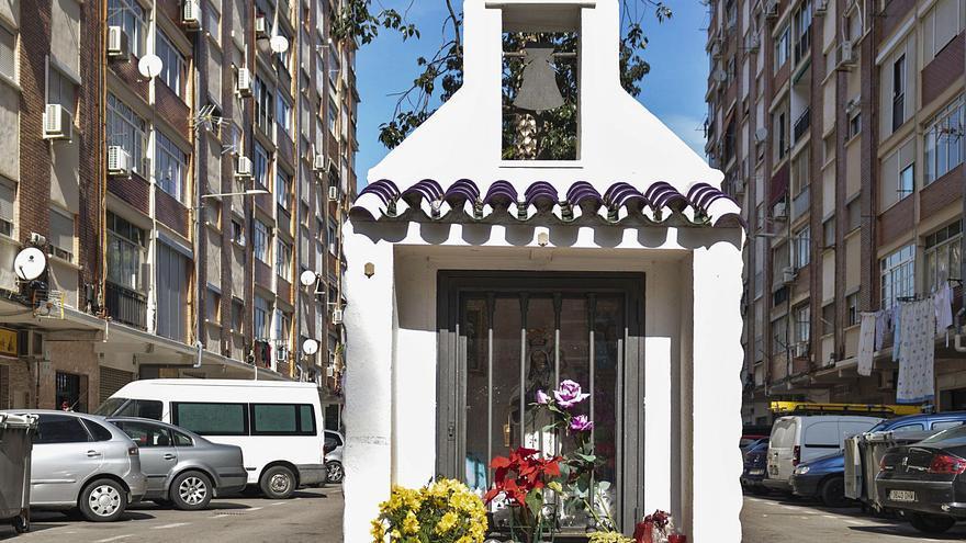 La capilla marinera  de Nuevo San Andrés