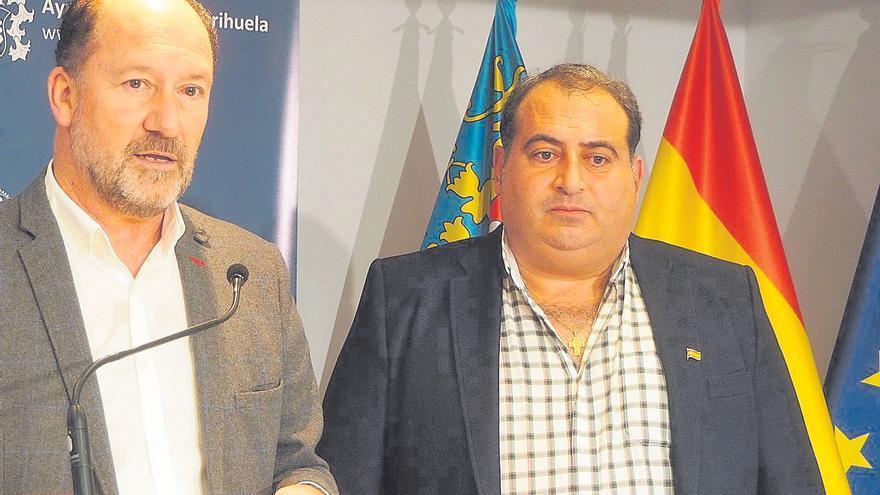 Abren una investigación municipal al edil de Cs Ángel Noguera tras denunciarle un funcionario por supuesto acoso laboral