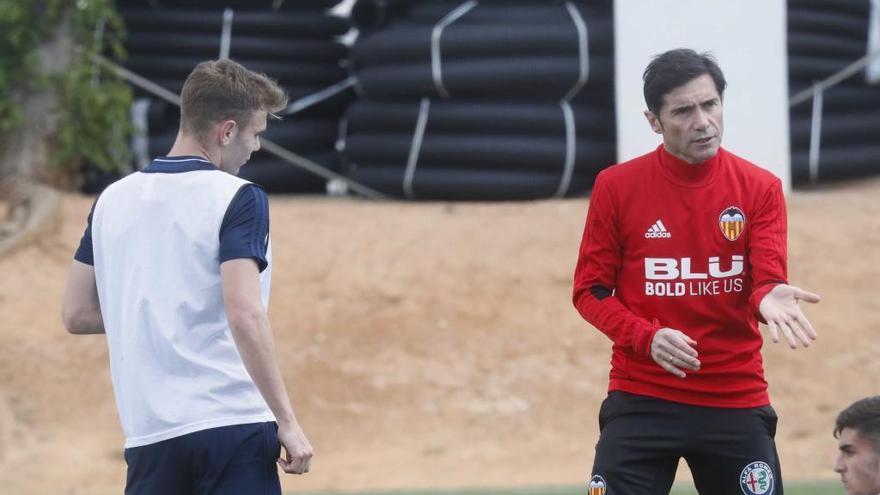 El Valencia CF jugará un amistoso contra el PSV