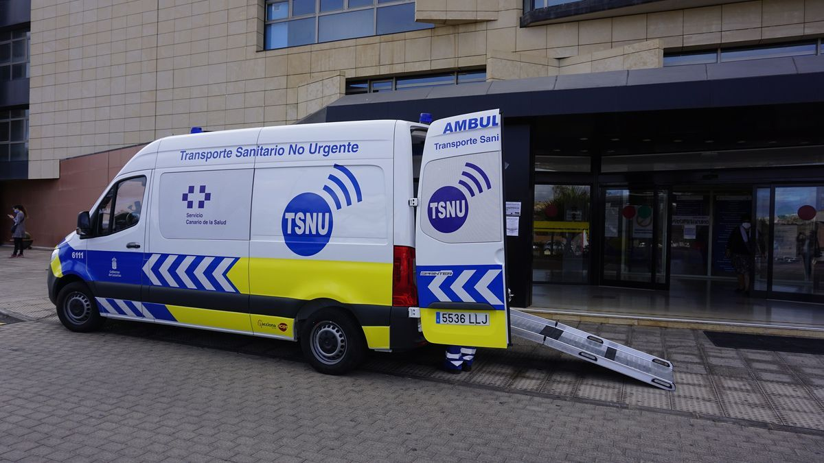 Ambulancia de Transporte Sanitario No Urgente