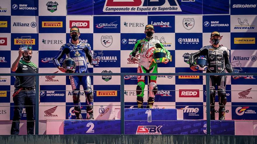 El Deza Box Racing Team da la talla en el circuito de Navarra
