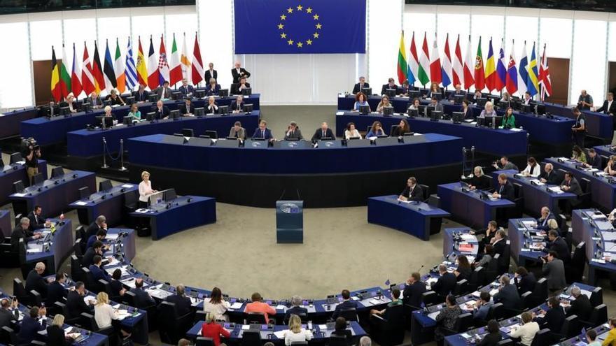 """Objetivo de la UE: reducir """"al menos un 55%"""" las emisiones antes de 2030"""