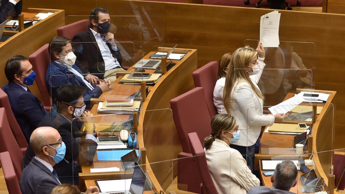 Soler se libra por minutos de una denuncia de Eva Ortiz por las basuras de Orihuela