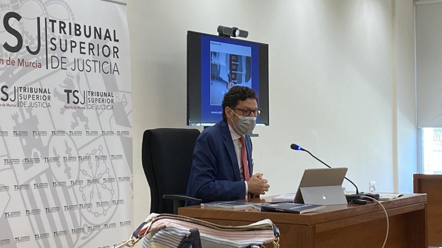 La inteligencia artificial y el reconocimiento facial llegarán en meses a la Justicia murciana