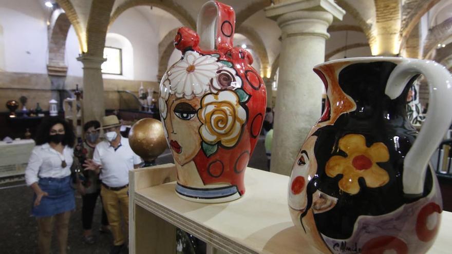 La Rambla abre en Caballerizas Reales de Córdoba su muestra 'Enbarro' de alfarería y cerámica