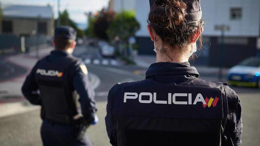 Un bebé fallece de muerte súbita  en una vía pública de Canarias