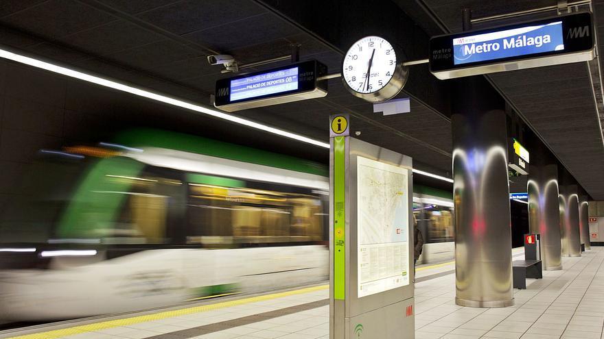 Metro de Málaga, un medio de transporte de presente y futuro