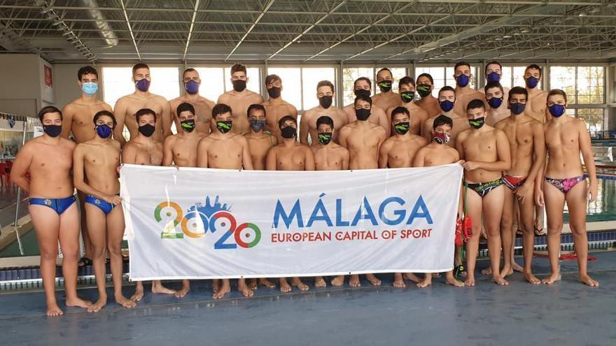 El Waterpolo Málaga Inacua defiende título en la Copa de Andalucía