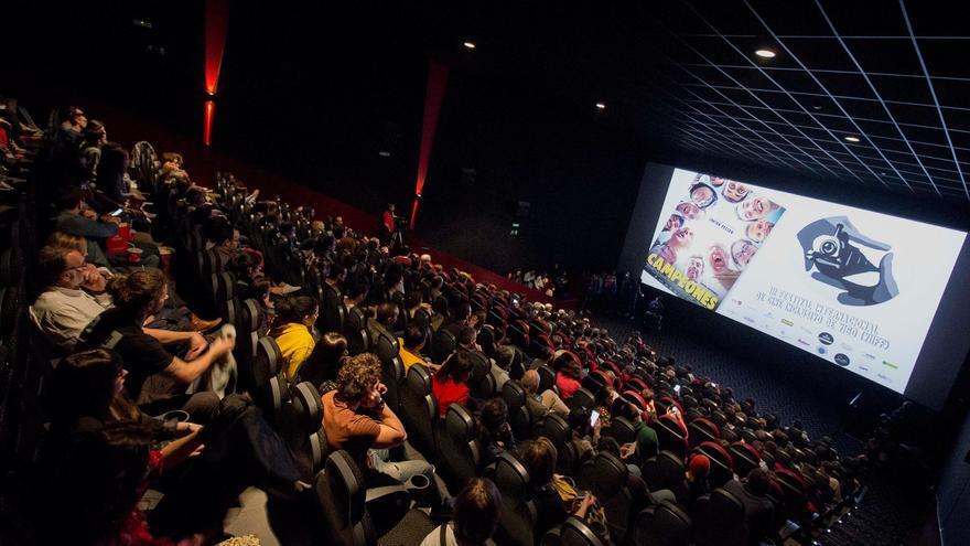 Festival de Cine Inclusivo - Sección de curtas documentais