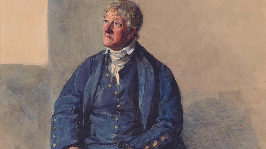 John Lovell, testigo de la herida de Nelson en Tenerife