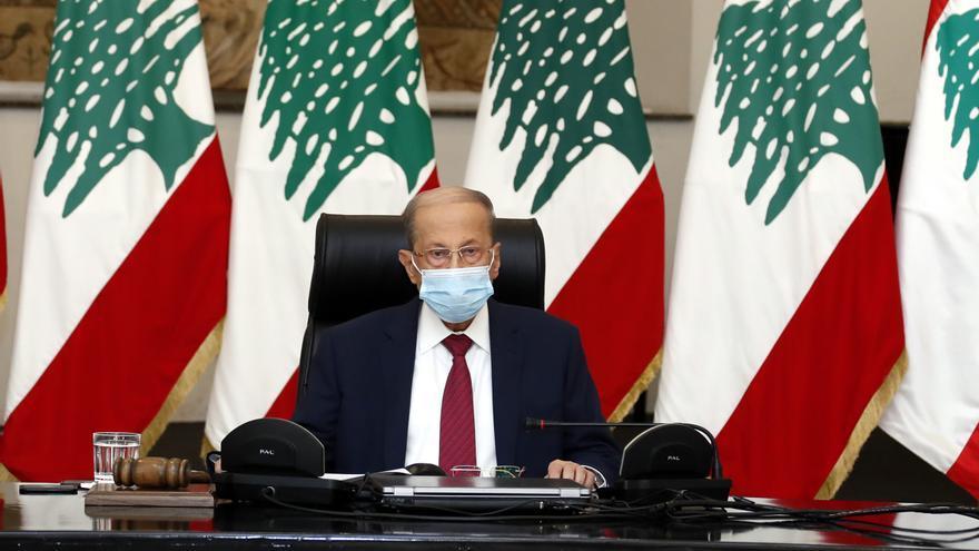 Líbano busca a su primer ministro encargado para hacer frente a la crisis económica