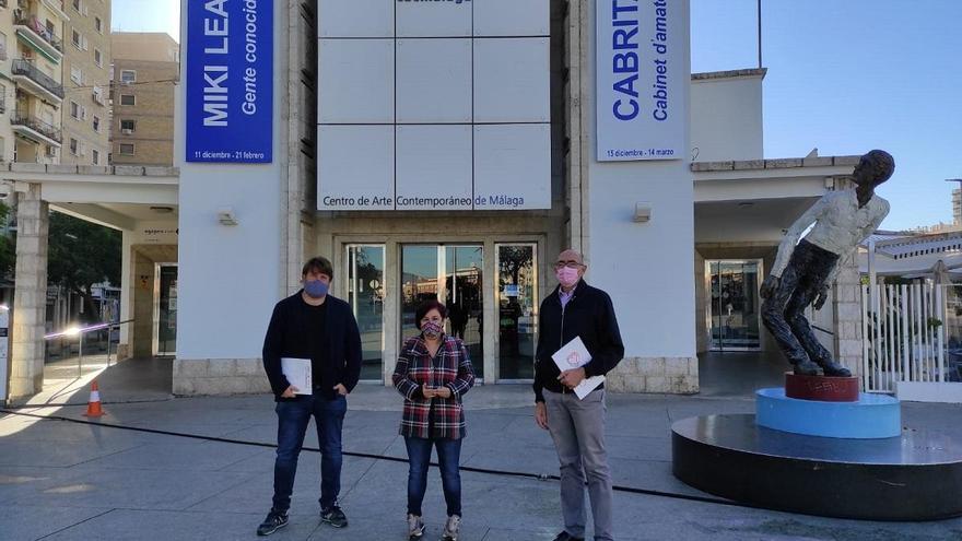 IU y Podemos piden una investigación sobre supuestas irregularidades en el CAC
