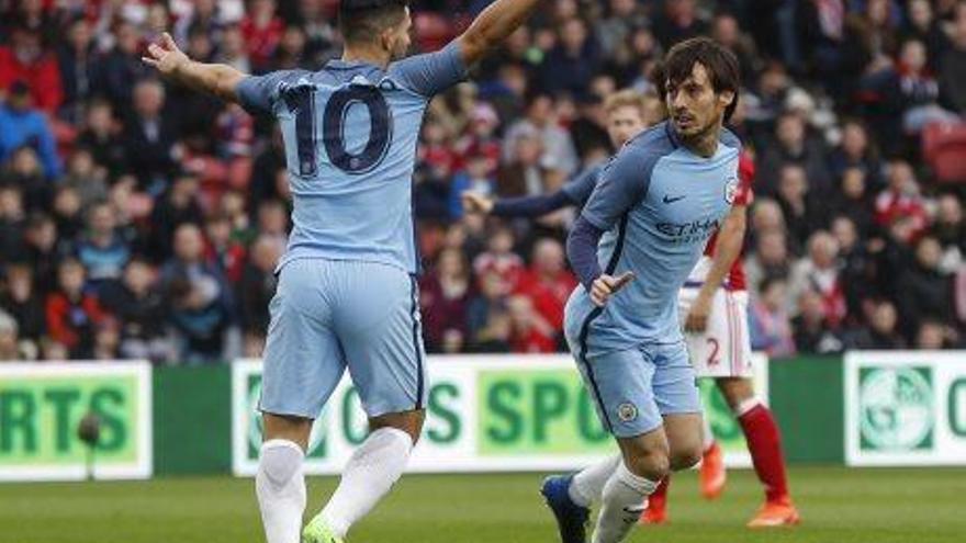 Guardiola ja és a semifinals de la FA Cup i l'Arsenal frena el somni del modest Lincoln