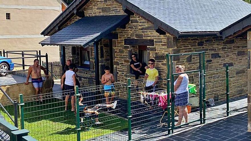 El turismo rural de Zamora atrae en julio más extranjeros que en 2019