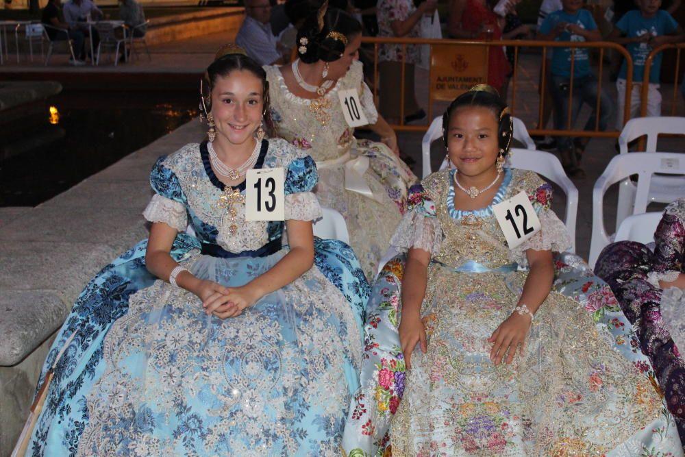Candidatas de Canyamelar-Grau-Nazaret