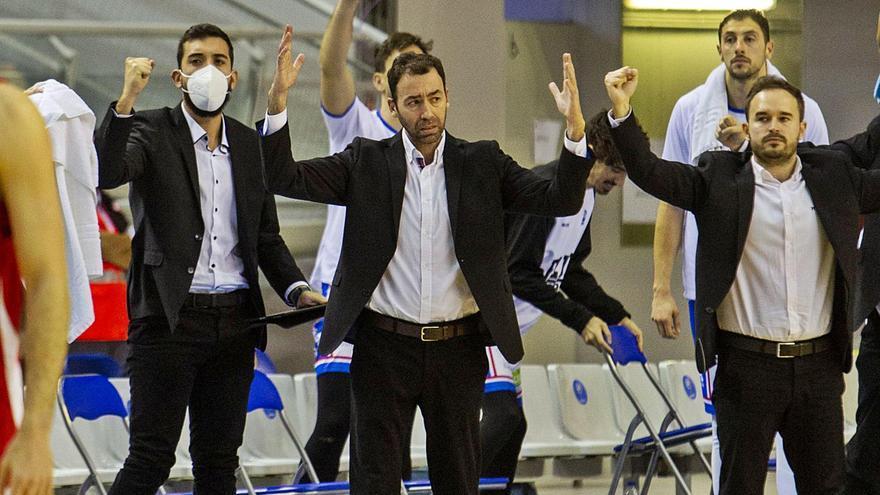 El HLA Alicante se quita la presión