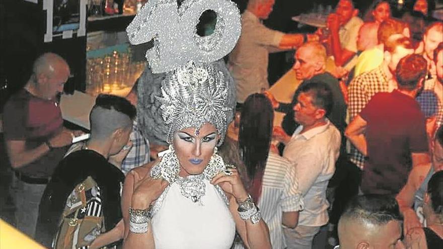 'Drags', las reinas del Glam