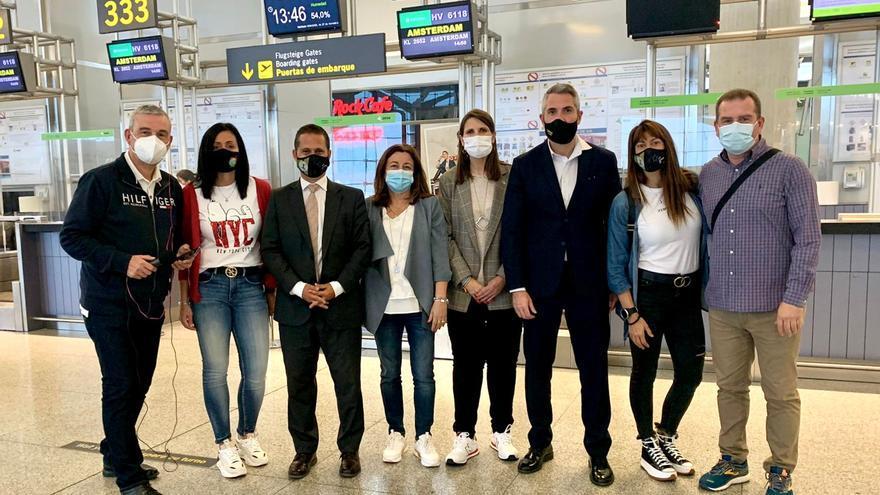 Maldonado viaja a Zagreb para apoyar al Rincón Fertilidad en la final europea contra el Lokomotiv
