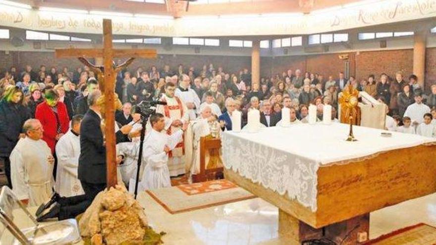 El 'simpa' de un sacerdote le cuesta un millón de euros al Arzobispado de Valencia