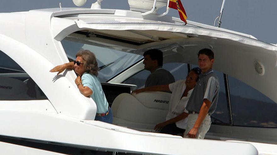 Felipe VI. verkauft die königliche Mallorca-Yacht