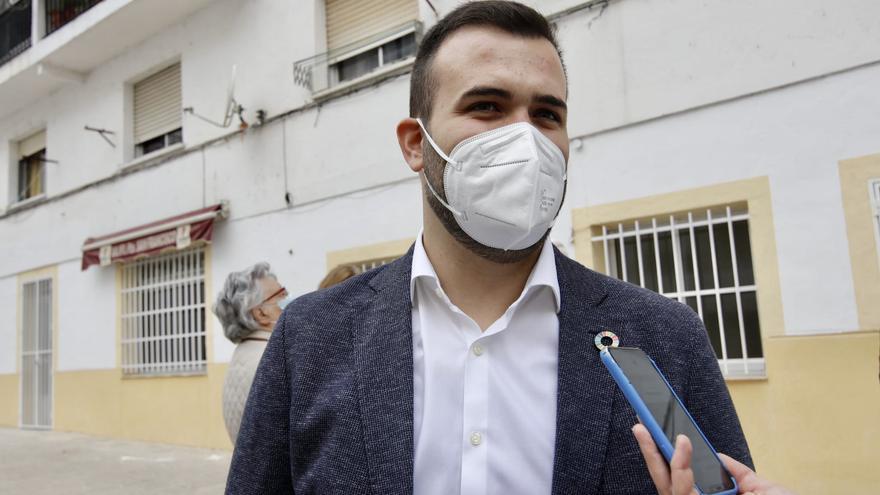 """Salaya vuelve tras su baja: """"Desde la habitación de un hospital Cáceres se ve cerca y lejos"""""""