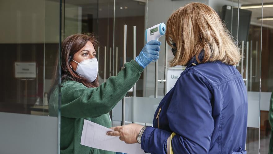 La incidencia se desploma en Cáceres con el 86% de la población vacunada