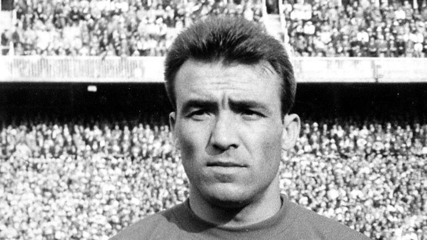 Muere la leyenda del Real Betis Luis del Sol