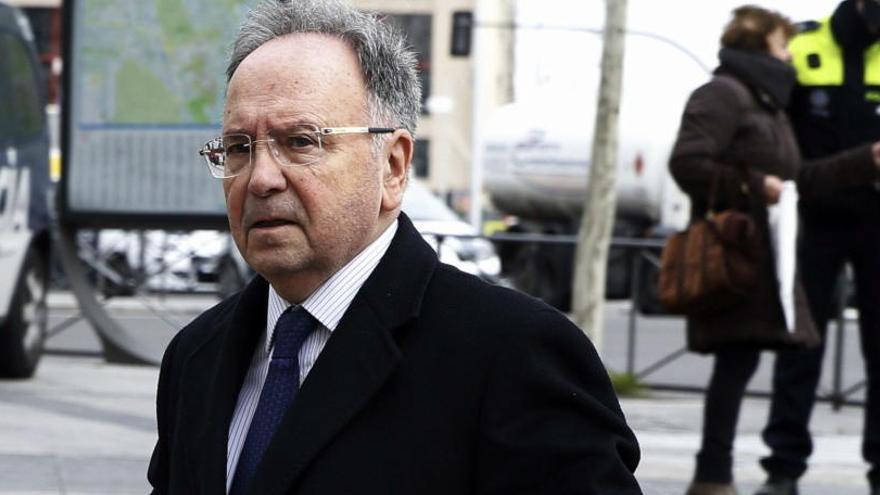 """Bernad y Pineda """"presionaron"""" al abogado de la Infanta"""