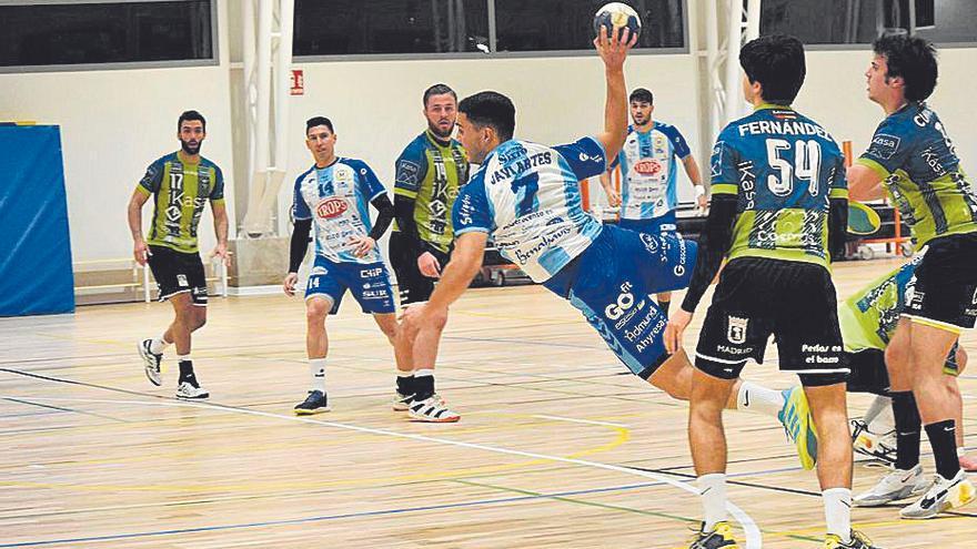 El Trops Málaga saca un punto importante frente al Ikasa Madrid