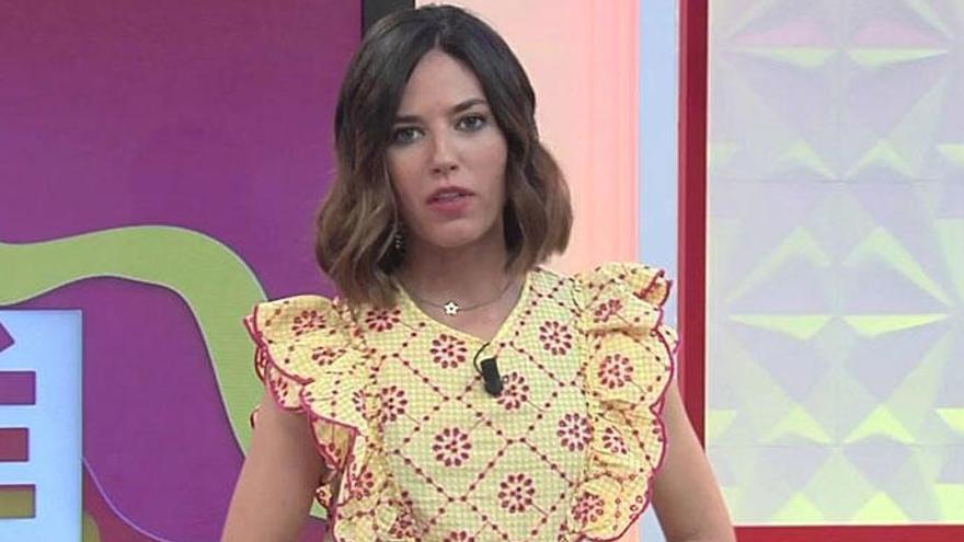 Nuria Marín, nueva presentadora de 'Sálvame'