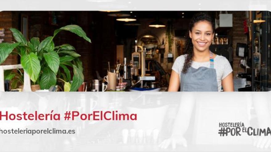 El programa piloto diseñado por Hostelería #PorElClima consigue que diecisiete establecimientos se conviertan en 'Cero emisiones'