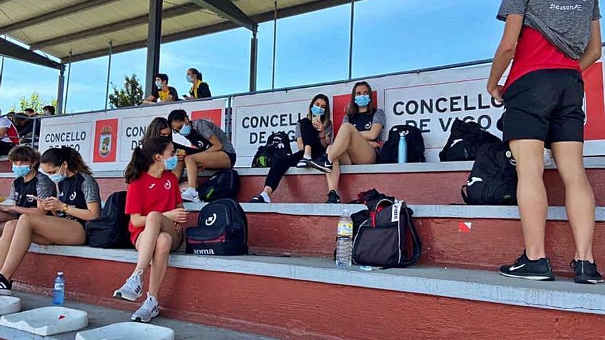 Atletismo A Estrada acude al Autonómico con 11 participantes
