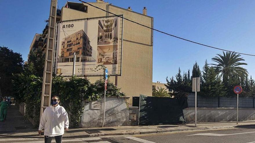Ein unscheinbarer Stadtteil von Palma wird zum Boomviertel
