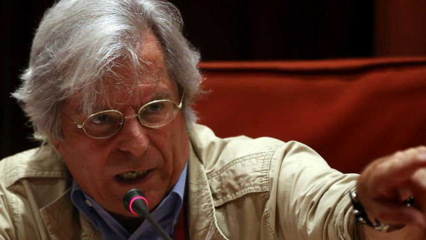 Javier Nart deja Ciudadanos pero seguirá en la delegación del partido en la Eurocámara