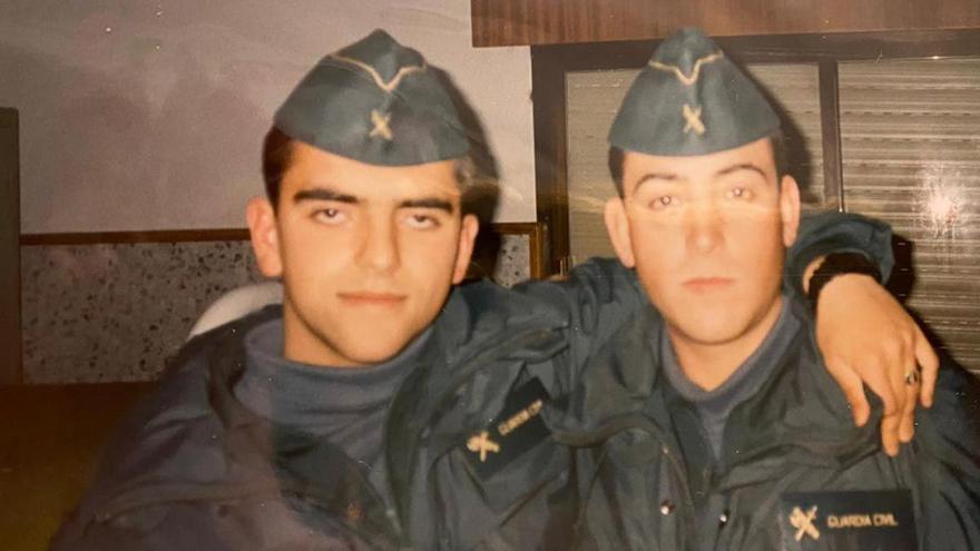 La justicia persigue, 20 años después, a los asesinos de un guardia civil en Madrid