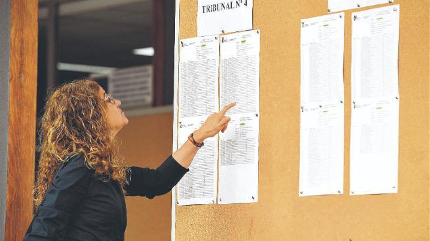 Asamblea7islas pide un informe jurídico sobre la modificación de OPE sanidad