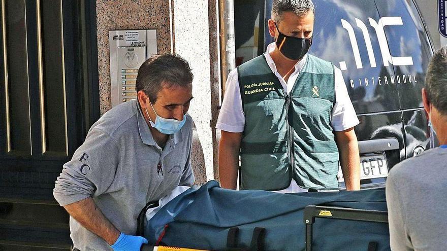 Permanece detenido, a la espera de pasar a disposición judicial, el hombre que mató a su hermano en Oroso