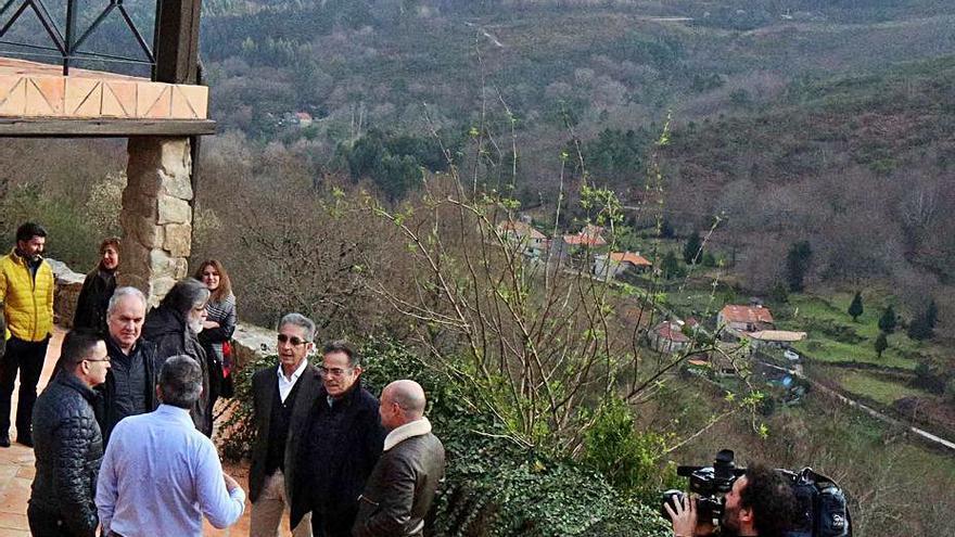 Covelo apuesta por hacer de Sutibal y Cernadela un referente de Galicia