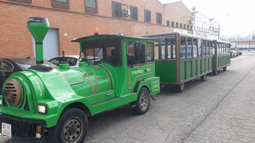 De la costa al corazón del Caudal: Aller tendrá un tren turístico en el verano