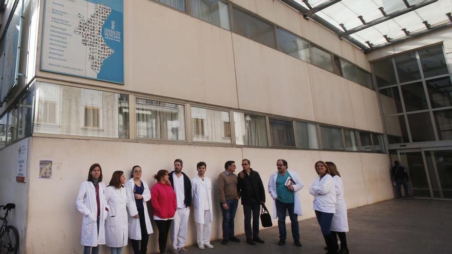 Estos son los centros de salud en los que se reagrupan las consultas